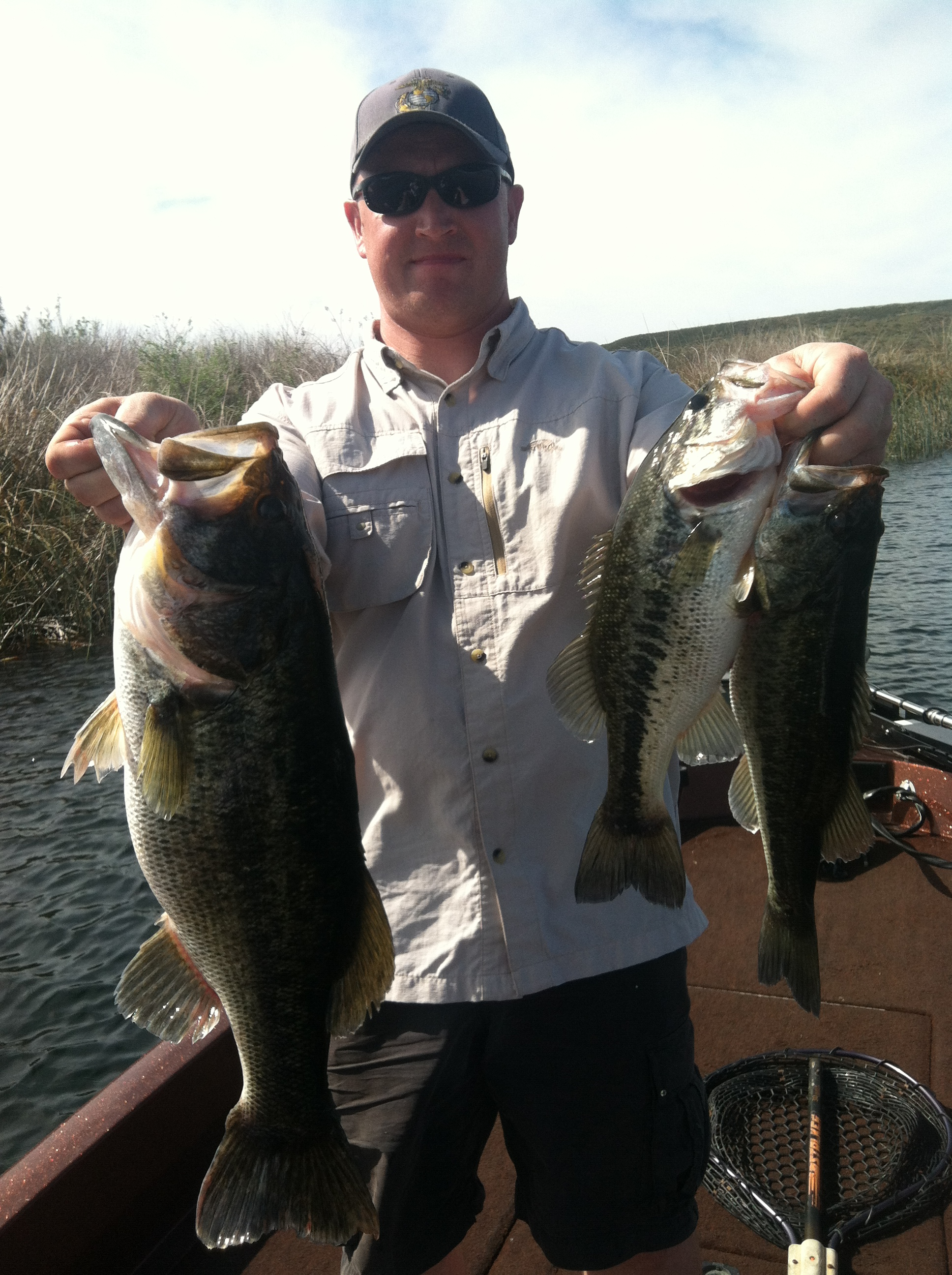 Freshwater gallery captain clowers for Fishing without a license california